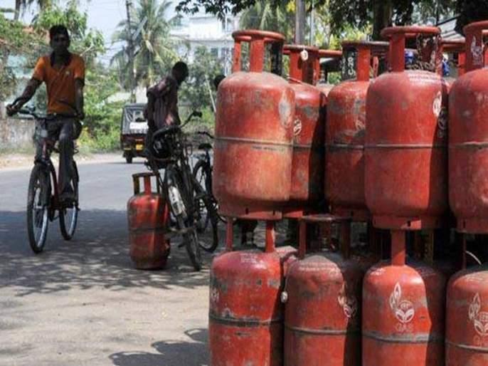 Shortage of gas cylinder in Solapur for six days | सोलापुरात सहा दिवसांपासून गॅस सिलिंडरची टंचाई
