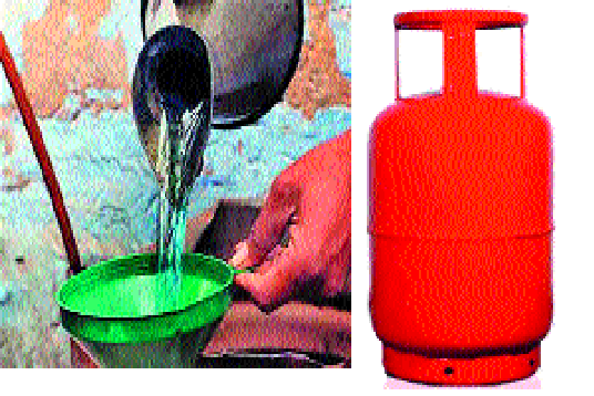 Domestic gas became expensive by 6 rupees in six months | घरगुती गॅस सहा महिन्यांत १४० रुपयांनी महागला; सहा महिन्यांत सर्वोच्च पातळीवर