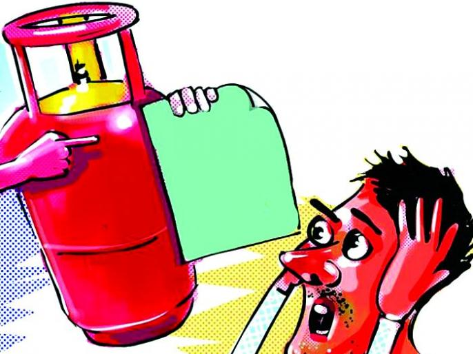 For unapproved gas, the extra Rs 5 will be required   'विनाअनुदानित गॅस'साठी मोजावे लागणार २७७ रुपये जादा