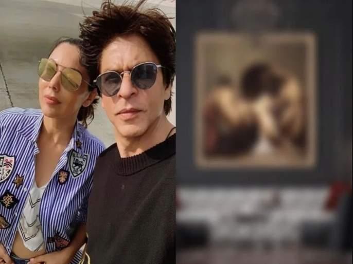 Gauri Khan Badly Slammed For Sharing A Vulgar Painting On Twitter | गौरी खानने ट्विटरवर केला अश्लील फोटो पोस्ट, लोकांनी विचारले वेडी झाली आहेस का?