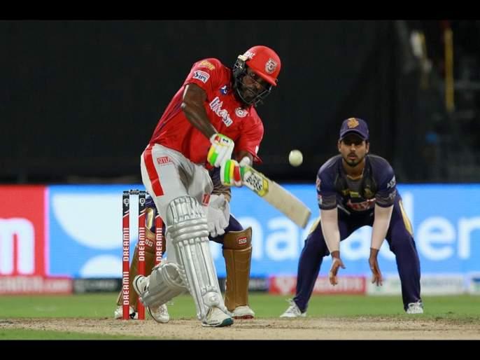 KXIP vs KKR Latest News : Mandeep Singh and Chris Gayle completed 1000 runs in IPL for Kings XI Punjab | KXIP vs KKR Latest News : ख्रिस गेल, मनदीप सिंग यांचा एकाच सामन्यात 'सेम टू सेम' विक्रम