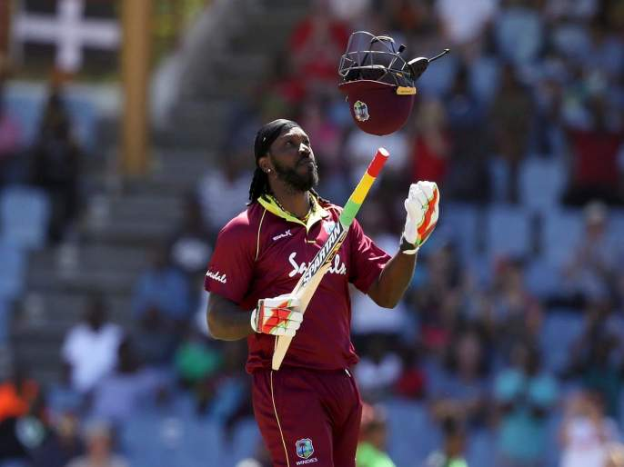 ICC World Cup 2019: Chris Gayle on verge of bagging unwanted record as he gears up for his final World Cup appearance | ICC World Cup 2019 : ... तर ख्रिस गेलच्या नावावर नोंदवला जाईल नकोसा विक्रम!