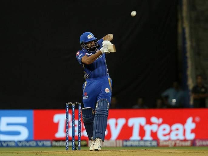 IPL 2019 MI vs RCB : विजयासह मुंबई तिसऱ्या स्थानावर | IPL 2019 MI vs RCB : विजयासह मुंबई तिसऱ्या स्थानावर