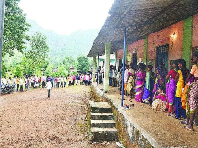 महाराष्ट्र निवडणूक २०१९: Lowest turnout in Panvel   पनवेलमध्ये सर्वात कमी मतदान