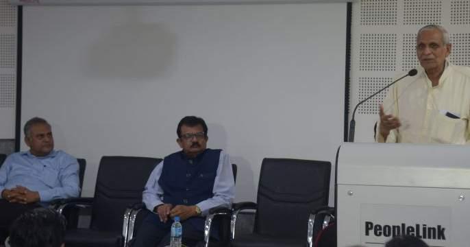Only the formula for determining GDP is wrong: Bajranglal Gupta | 'जीडीपी' ठरविण्याचे सूत्रच चुकीचे : बजरंगलाल गुप्ता