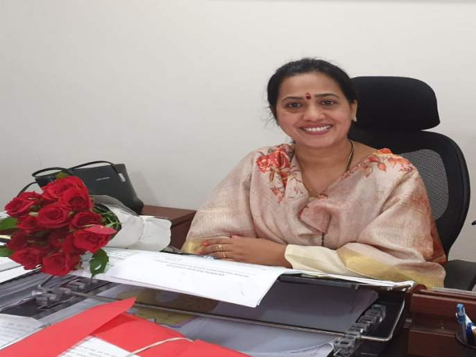Women's Day Special : Corona or Aso flood crisis; Pimpri Tehsildar Geeta Gaikwad showed the way to success | Women's Day Special : कोरोना वा असो महापूर संकट; पिंपरीच्या तहसीलदार गीता गायकवाड यांनी दाखविली यशाची वाट