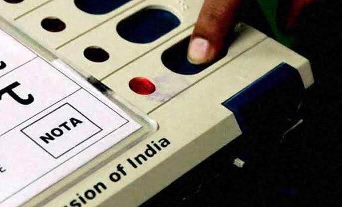 In Jalgaon district, 5 candidates have less votes than nota   जळगाव जिल्ह्यात ५४ उमेदवारांना नोटापेक्षाही कमी मते