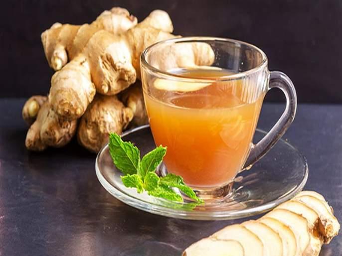 health benefits of ginger tea | आल्याचा चहा ठरतो आरोग्यदायी; 'हे' आहेत फायदे!