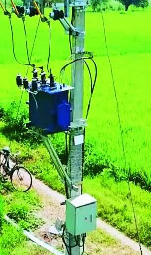 One Rohitra-a power connection scheme implemented | एक रोहित्र- एक वीज जोडणी योजना कार्यान्वित