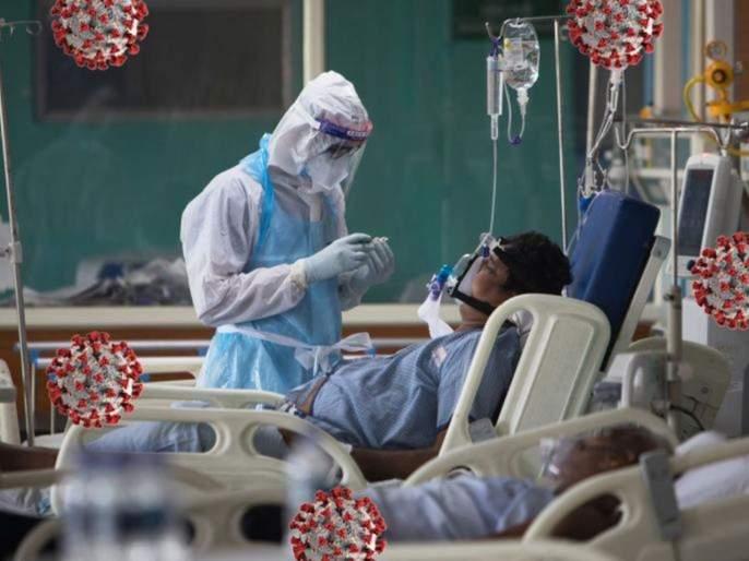 Coronavirus new strain cdc declared double masking to be a good way to protect against covid | चिंताजनक! आधीपेक्षा अधिक वेगानं होतोय कोरोनाचा प्रसार;बचावासाठी CDC नं सांगितलाप्रभावी उपाय