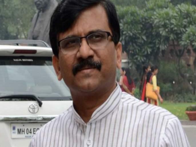 defeat of Udayan Raje is an insult of the descendants of Shivaji Maharaj; Sanjay Raut blamed on BJP | उदयनराजेंचा पराभव हा शिवरायांच्या वंशजांचा अपमान; संजय राऊत भाजपवर बरसले
