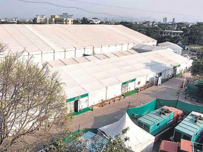 'Jumbo Covid Center' under political terror?; Pressure for contracts, including housekeeping | CoronaVirus in Pune: 'जम्बो कोविड सेंटर' राजकीय दहशतीखाली?;'हाऊसकिंपिंग'सह अन्य कंत्राटांसाठी दबाव
