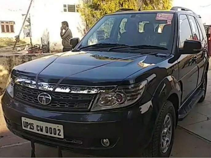 Priyanka Gandhi's security breach: police thinks its Rahul Gandhi's car | प्रियांका गांधींच्या घरी घुसखोरी : ती कार सुरक्षा रक्षकांना राहुल गांधींची वाटली