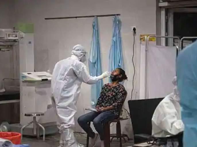 The number of cures for the fifth day as the number of new corona patients | सलग पाचव्या दिवशी बरे होणाऱ्यांचीसंख्या नव्या कोरोना रुग्णांपेक्षा अधिक