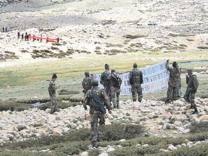 China-indian army will disengage and move back by 1-1.5 km from the friction points | चीनला भिडले, माघार घ्यायला भाग पाडले अन् मगच भारतीय जवान 1.5 किमी मागे आले!