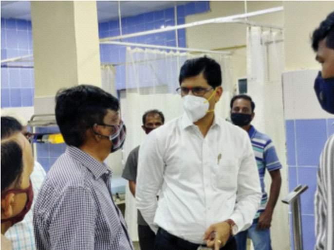 Raigad Hospital has the status of Kovid Hospital | रायगड हॉस्पिटलला कोविड रुग्णालयाचा दर्जा