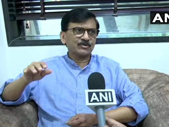 On Eknath Khadse's NCP entry, Sanjay Raut said, at this turn of life ... | खडसेंच्या राष्ट्रवादी प्रवेशावर संजय राऊत म्हणाले, आयुष्याच्या या वळणावर...