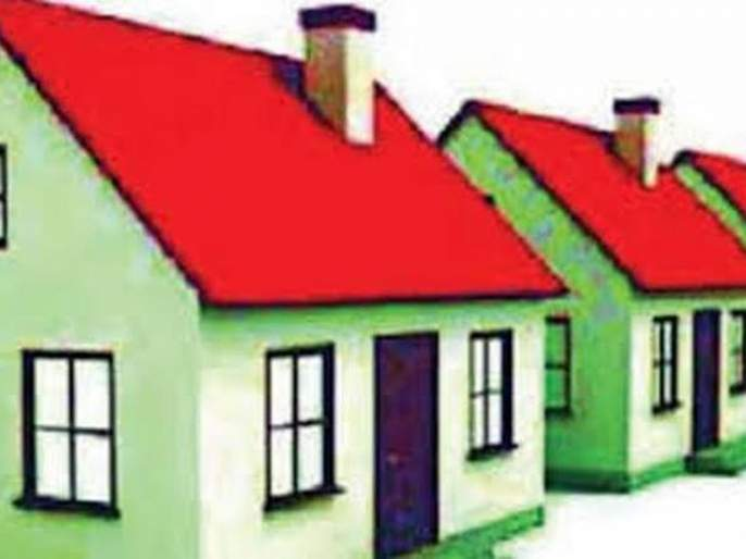1987 citizens applied for; Only ten beneficiaries got the house! | १,९८७ नागरिकांंनी केले अर्ज; घरकुल मिळाले केवळ दहा लाभार्थींनाच!