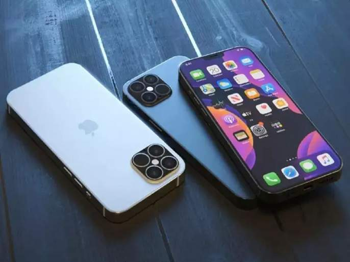 Apple's iPhone 13 will feature a DSLR camera;big company got the contract   Apple च्या iPhone 13 मध्ये असणार डीएसएलआर कॅमेराचे फिचर; मोठ्या कंपनीला मिळाले कंत्राट