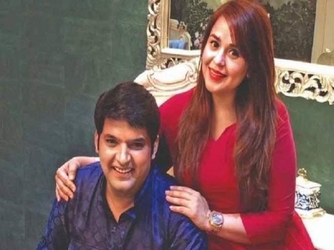 Kapil Sharma hosts a baby shower for wife Ginni Chatrath See Photo | कपिल शर्माच्या घरी पत्नी गिन्नीचे झाले बेबी शॉवर, समोर आले फोटो
