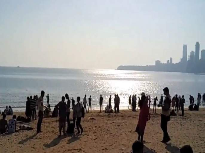 Mumbai changed for three decades | तीन दशकांत बदलली मुंबई