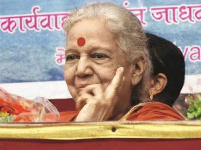 Senior Marathi writer Girija Kiir passes away   ज्येष्ठ साहित्यिका गिरिजा कीर यांचे निधन