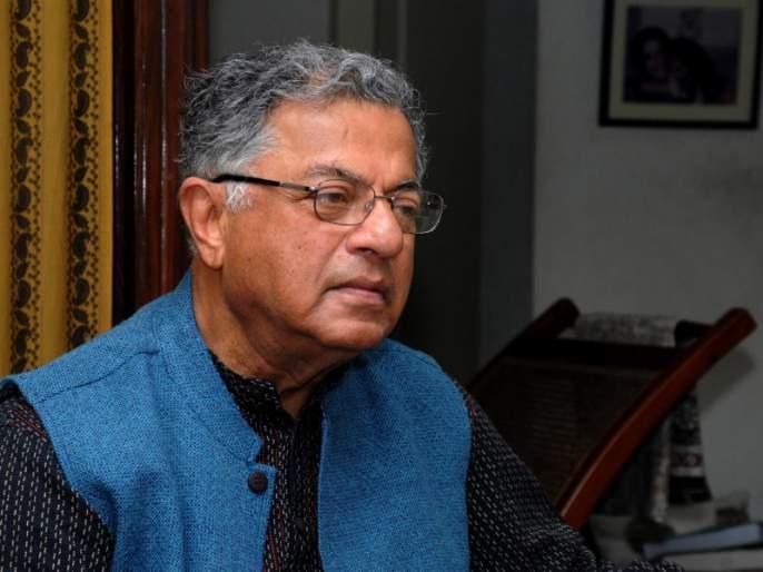 karnad's continuous 'theatre contact' in Pune | पुण्यात असायचा कार्नाड यांचा सातत्याने 'रंगसंवाद'