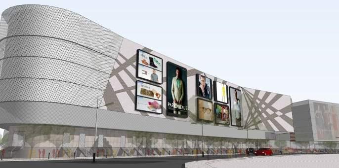 Open the way for the Glocal malls in Sitabuldi, Nagpur | नागपूरच्या सीताबर्डीतील ग्लोकल मॉलचा मार्ग मोकळा