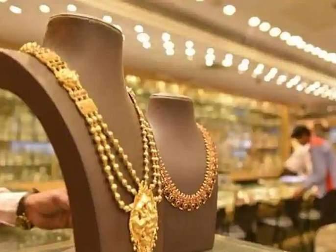 Gold rises to new highs; It reached a stage of around Rs 3,000   सोने नव्या उच्चांकावर; गाठला तब्बल ४२ हजार रुपयांचा टप्पा