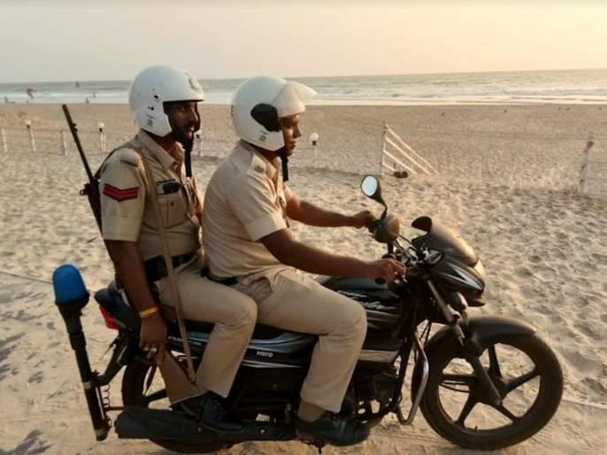 After Sri Lanka attacks, Goa starts beach patrolling | श्रीलंका बॉम्बस्फोटानंतर गोव्यातील किनारपट्टीवरील सुरक्षेत वाढ