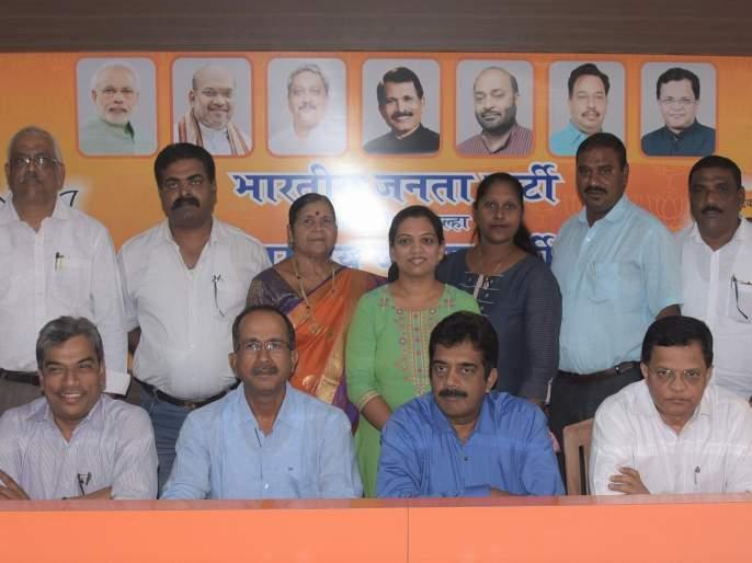 The CAA does not affect the district panchayat elections | सीएएचा परिणाम जिल्हा पंचायत निवडणुकीवर नाही- सदानंद तानावडे