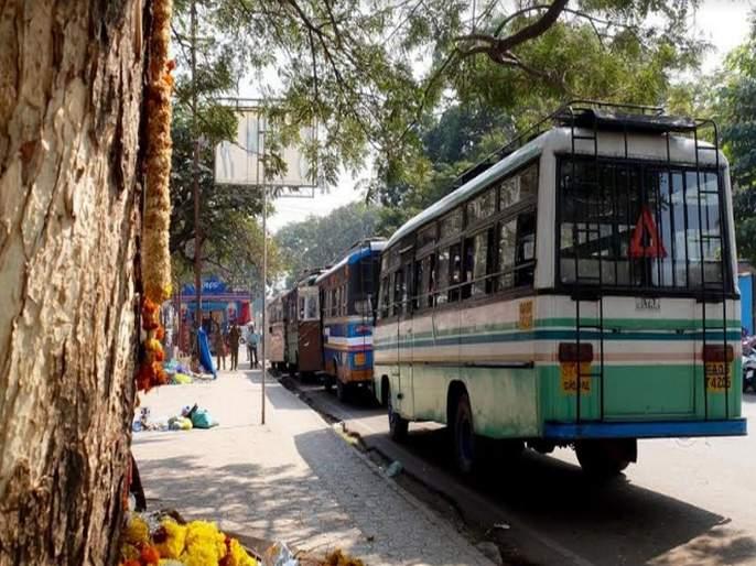 Freedom to number plate from Marathi-Konkani language on bus in goa | बसगाड्यावर मराठी-कोंकणीतून क्रमांक लावण्याची मुभा