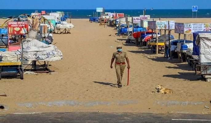 Corona virus : Strict restrictions in Goa, however, prevented lockdown | Corona virus : गोव्यात कडक निर्बंध, मात्र मुख्यमंत्र्यांनी लॉकडाऊन टाळले