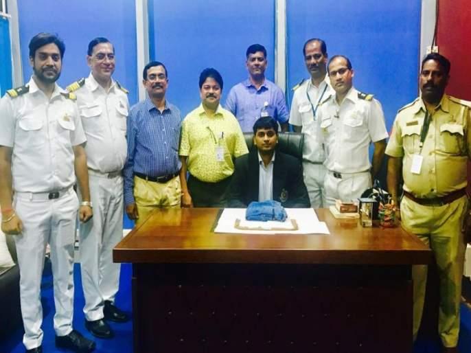 Goa Customs Officers Arrest Woman Passenger for Hiding 590 gm of Gold Paste in Her Waistband   गोव्याच्या दाबोळी विमानतळावर महिलेकडून १८ लाख रुपयांचे तस्करीचे सोने जप्त