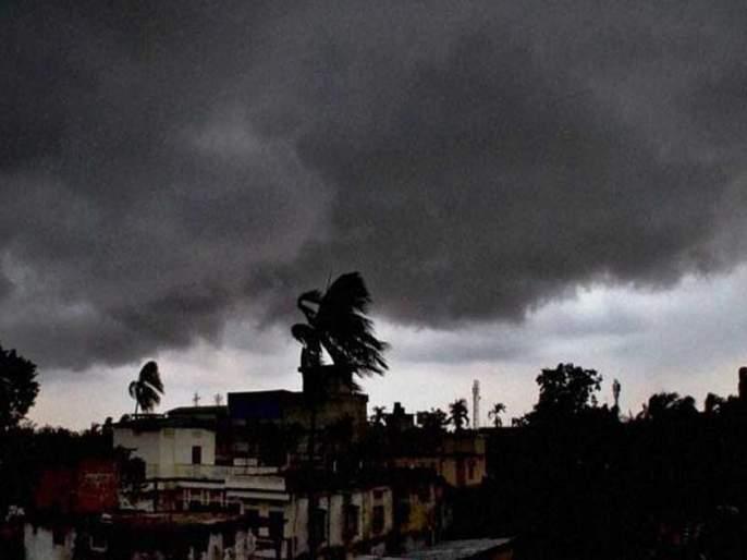 Heavy Rains Disrupts Life In Goa   गोव्यात मुसळधार पावसामुळे जनजीवन विस्कळीत