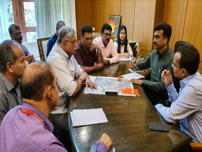 flood meeting in panjim goa | पणजीतील मळा भागातील पूर रोखण्यासाठी उपाय योजना, जलस्रोत मंत्र्यांनी घेतली बैठक