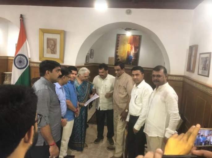 In the face of challenging situation of mining in Goa, the ministers of the governors will face the court orders | गोव्यात खाणप्रपश्नी आव्हानात्मक स्थिती, कोर्टाच्या आदेशाला बगल देण्यासाठी मंत्र्यांचे राज्यपालांना साकडे