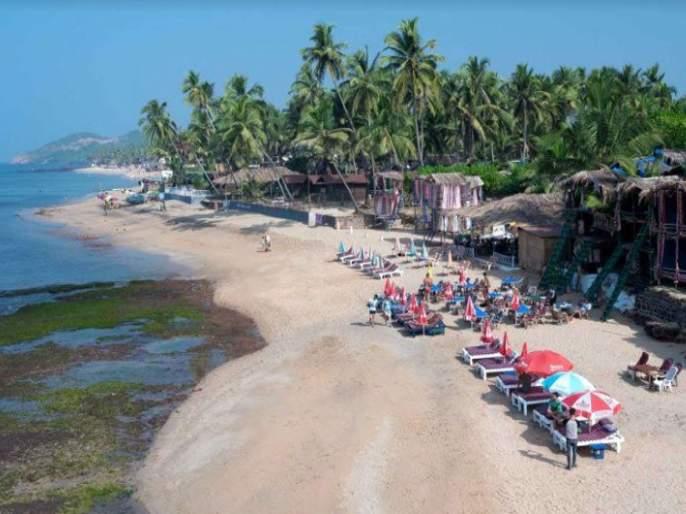 Postponement of Shake policy threatens Goa tourism   शॅक धोरणाला स्थगिती दिल्याने गोव्याच्या पर्यटनाला धक्का