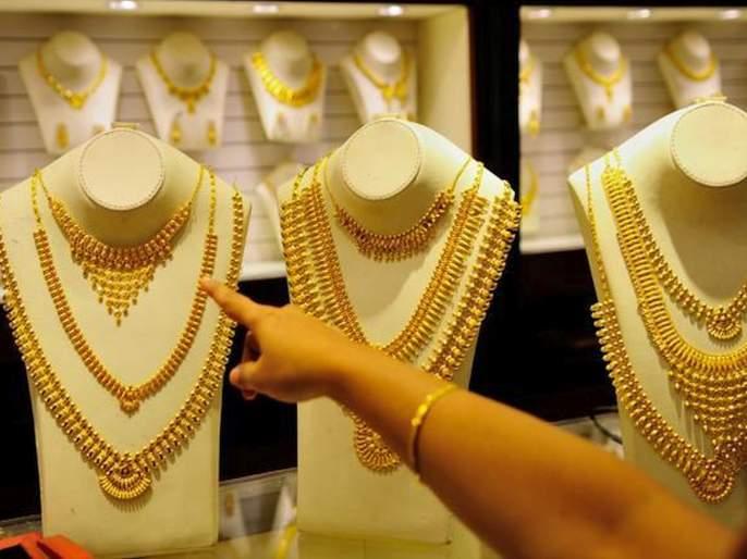 Gold Rate Today : the price of gold fell sharply, silver also became cheaper, find out today's rates   Gold Rate Today : सोन्याच्या भावात पुन्हा एकदा मोठी कपात, चांदीही झाले स्वस्त, जाणून घ्या आजचे दर