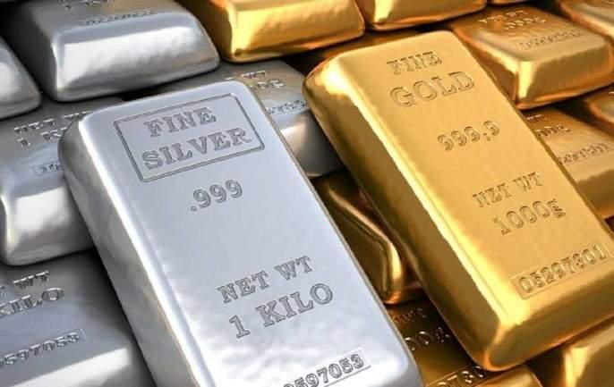Silver prices rise, prices cross 3 thousand | चांदीच्या दरामध्ये तेजी, भाव ५० हजारांच्या पार