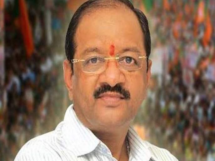 Disallow 'those' MPs; Demand for Gopal Shetty | 'त्या' खासदारांची मान्यता रद्द करा; गोपाळ शेट्टींची मागणी