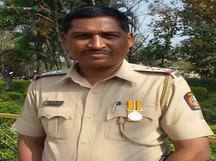 Assistant Deputy Inspector of Special Branch Gorakh Chavan received the President's Police Medal | विशेष शाखेचे सहायक उपनिरीक्षक गोरख चव्हाण यांना राष्ट्रपतीचे पोलीस पदक
