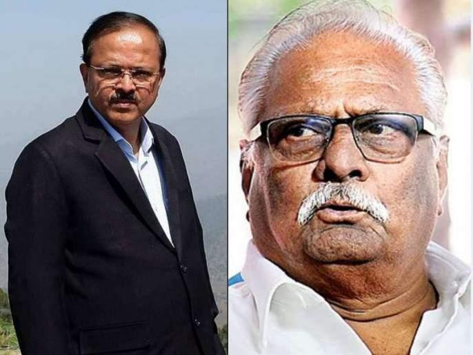 lok sabha election anil gote resigns from bjp will contest against bjp candidate subhash bhamre | नाराज अनिल गोटेंचा भाजपाला रामराम; अपक्ष अर्ज भरुन देणार भामरेंना आव्हान