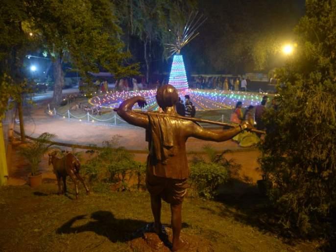 Shaheed Gowri Memorial should be a historic heritage site | शहीद गोवारी स्मारक व्हावे ऐतिहासिक वारसास्थळ