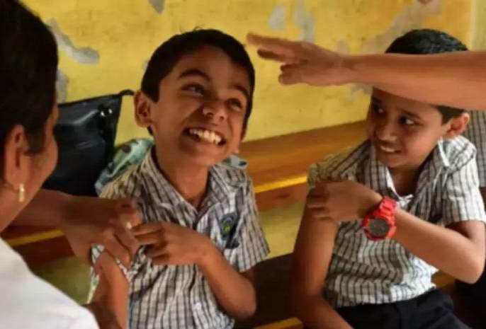Gowar-Rubella: Vaccination of 3,76,000 children in Nagpur | गोवर-रुबेला : नागपुरात ३ लाख ७६ हजार मुलांना लसीकरण