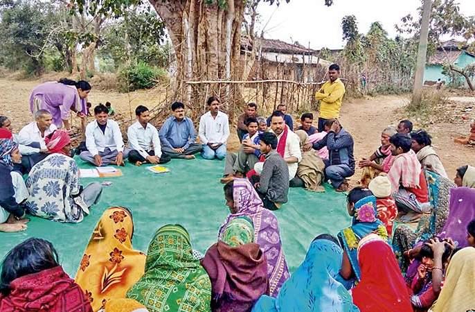 Gram Panchayat Development Plan Campaign- participate in it.   सब की योजना, सब का विकास !