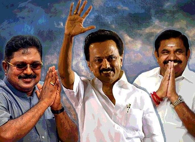 Anna DMK is ready to give 21 seats to BJP | भाजपला २१ जागा देण्याची अण्णा द्रमुकची तयारी