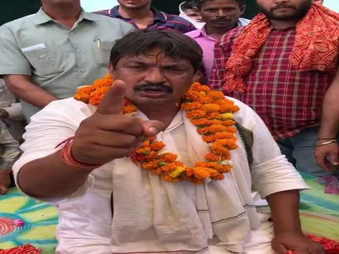 bsp candidate guddu pandit abuses congresss raj babbar in fatehpur sikri lok sabha polls 2019 | 'पळवून पळवून चपलांनी मारीन...', बसपा उमेदवाराकडून राज बब्बर यांना धमकी