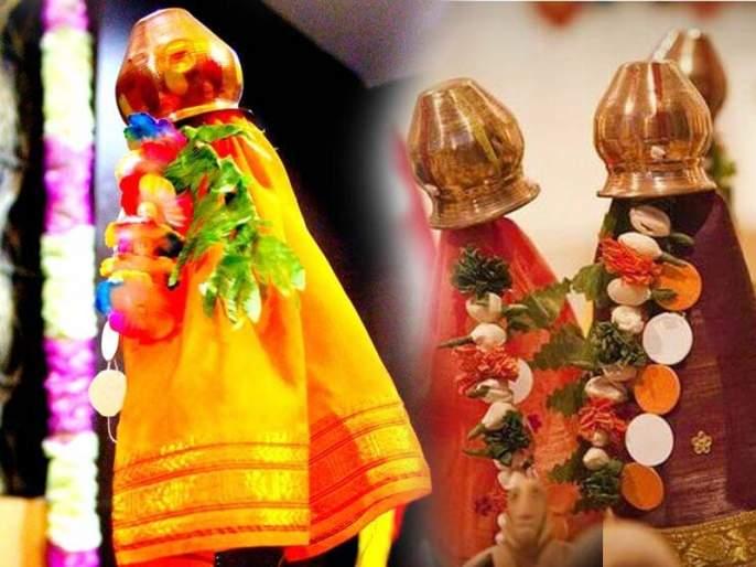coronavirus: Gudhi padwa celebration in simple way,greetings by social media   coronavirus : जगावरील कोरोनाचे संकट टळावे;साध्या पद्धतीने गुढी उभारून नागरिकांच्या सोशलमीडियावरून शुभेच्छा