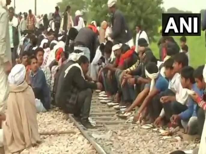 Gujjar's movement blocked roads, railways   गुज्जरांच्या आंदोलनाने रस्ते, रेल्वे बंद;जमावबंदी लागू